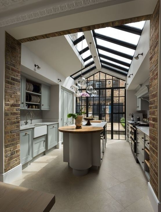 50 Magnificient Open Plan Kitchen With Feature Island Ideas