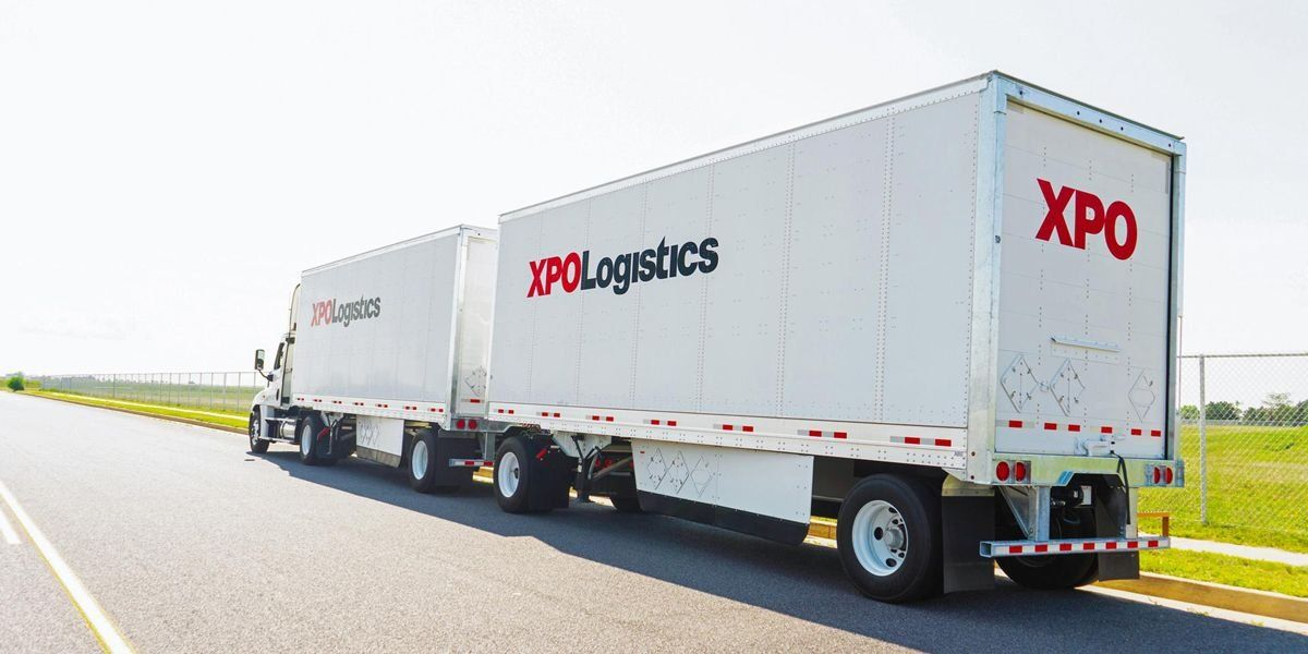 Xpo Names Spin Off Logistics Business Gxo In 2021 Logistics Supply Chain Solutions Public Company