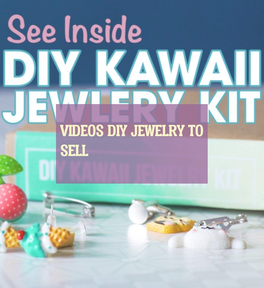 Videos diy jewelry to sell