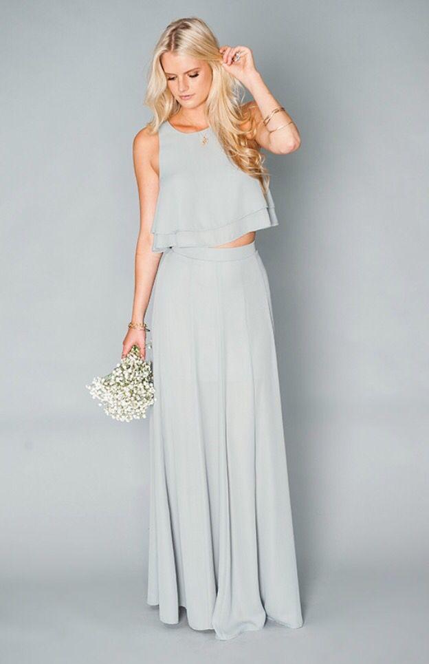 Mu Mu bridesmaid dresses | My Style | Pinterest | Hochzeiten und Kleider