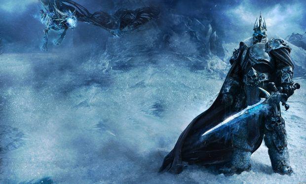 Arthas Hd Wallpaper World Of Warcraft Wallpaper World Of