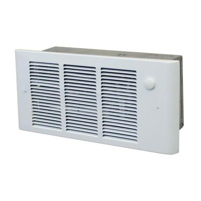 Fahrenheat 2 000 Watt Clip N Fit Small Room Wall Heater Northern White In 2020 Heater Small Room Forced Air Heating