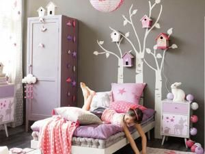 decoration chambre petite fille 6 ans | Eva en 2019 | Girls Bedroom ...