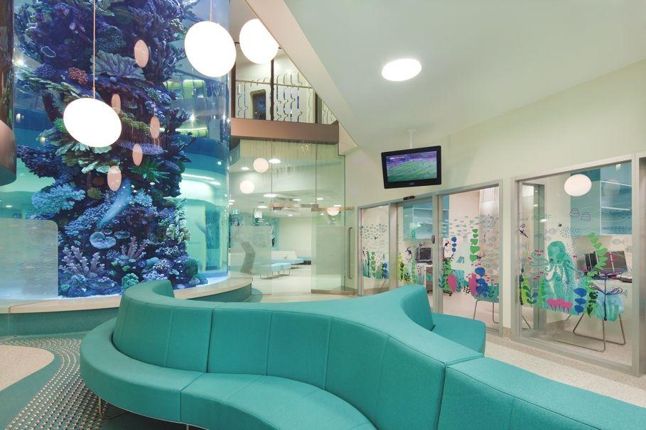 The Royal Childrens Hospital Melbourne Healthcare Design Billard Leece Partnership Bates Smart Architects