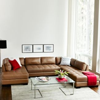 This Might Just Be My Next Sofa Bloomingdale S Becker 3 Piece Sectional