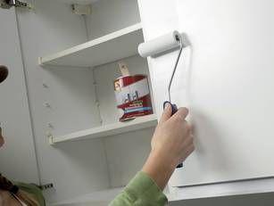 grundierung k che pinterest lackieren kuchen und k chenm bel. Black Bedroom Furniture Sets. Home Design Ideas