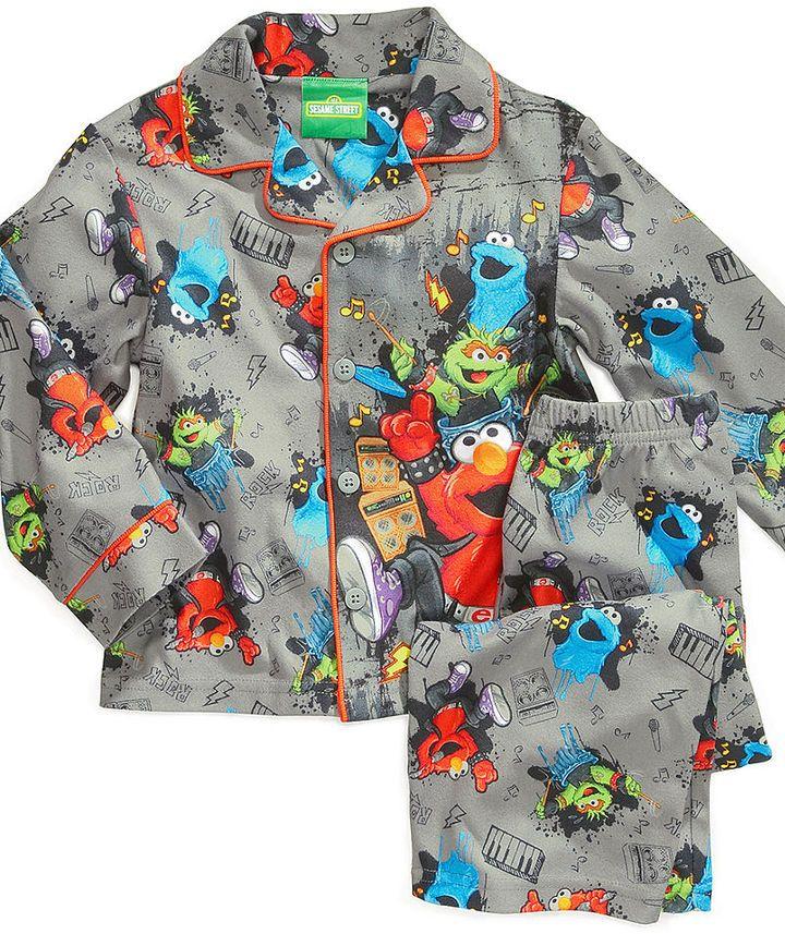 b798bb406340 Sesame Street AME Kids Pajamas