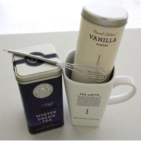 Winterdream Tealatte Recipe Ingredients 1 Bag Of Winter Dream Tea Coffee Bean And Tea Leaf 8 Oz Of Boiling Water Steep Fo Dream Tea Tea Latte Powdered Tea