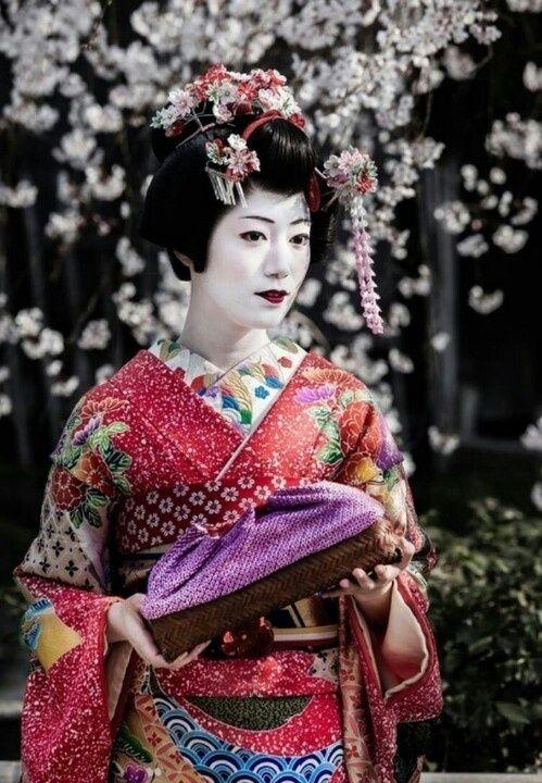 Geisha bilder japan