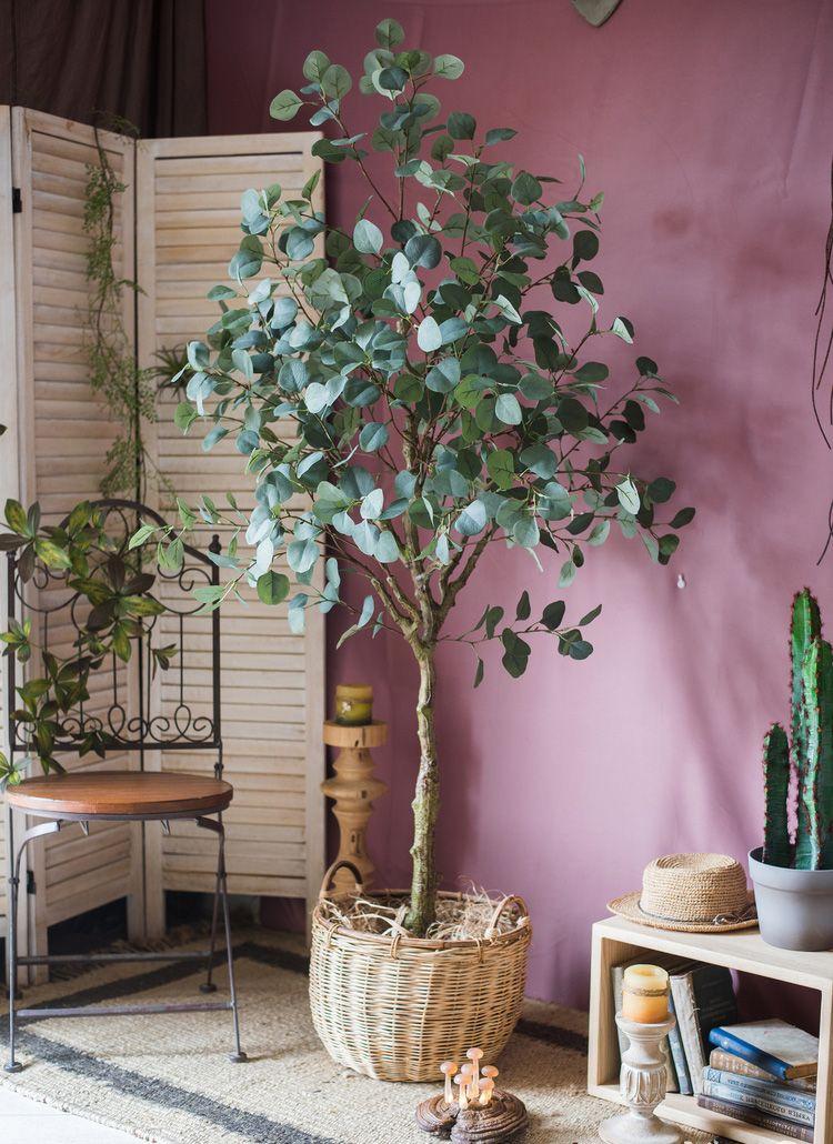 Eucalyptus Artificial Foliage Plant,Artificial Eucalyptus