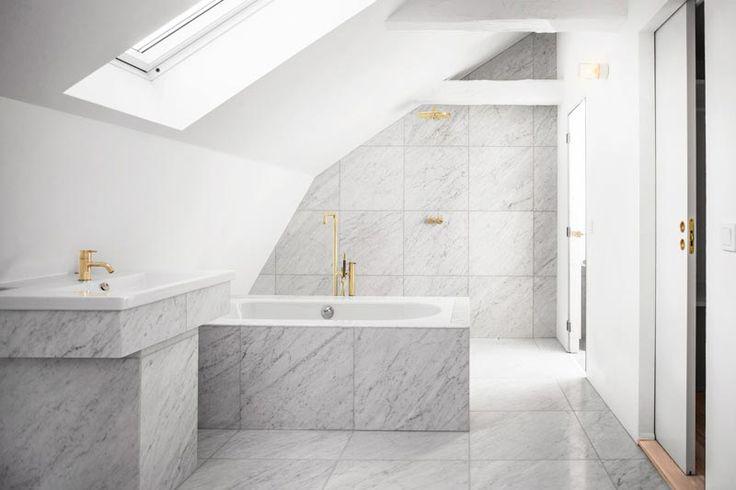 Carrara Marmor italiensk vit marmor stonefactory magazine bianco carrara marmor