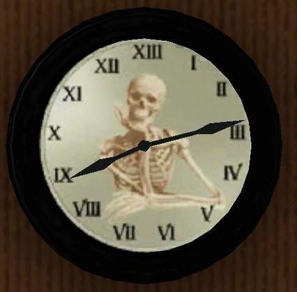 paramiti's Para_Halloween Clock 43