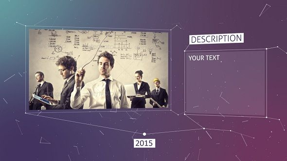 Corporate Timeline Corporate Envato Videohive Aftereffects
