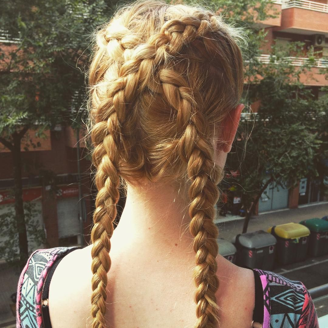 25 sweet pigtail braids hairstyles — french, dutch, fishtails