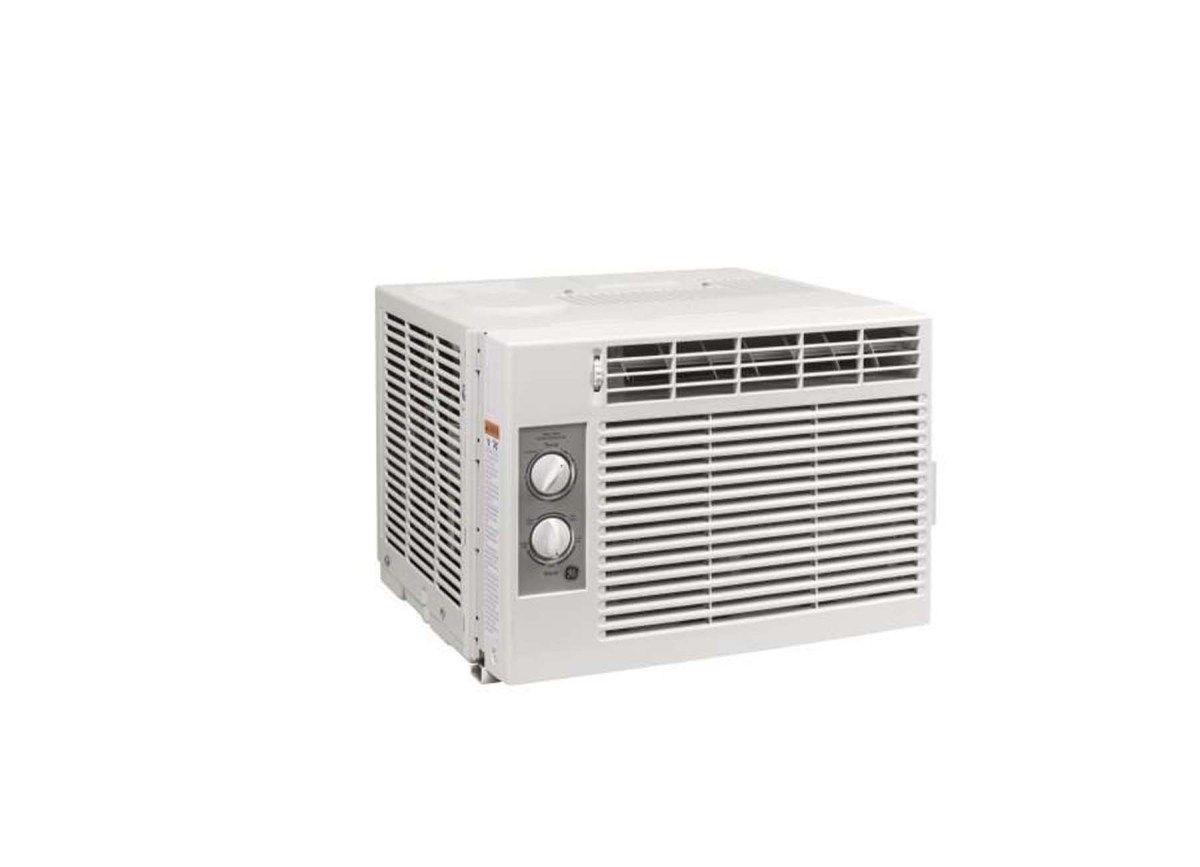 GE 5000 BTU Mechanical Air Conditioner 115V for $116.00 at Walmart ...