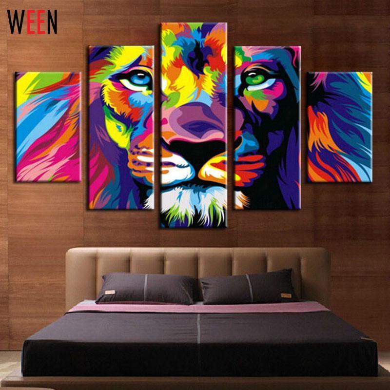 32+ Diy living room canvas art ideas