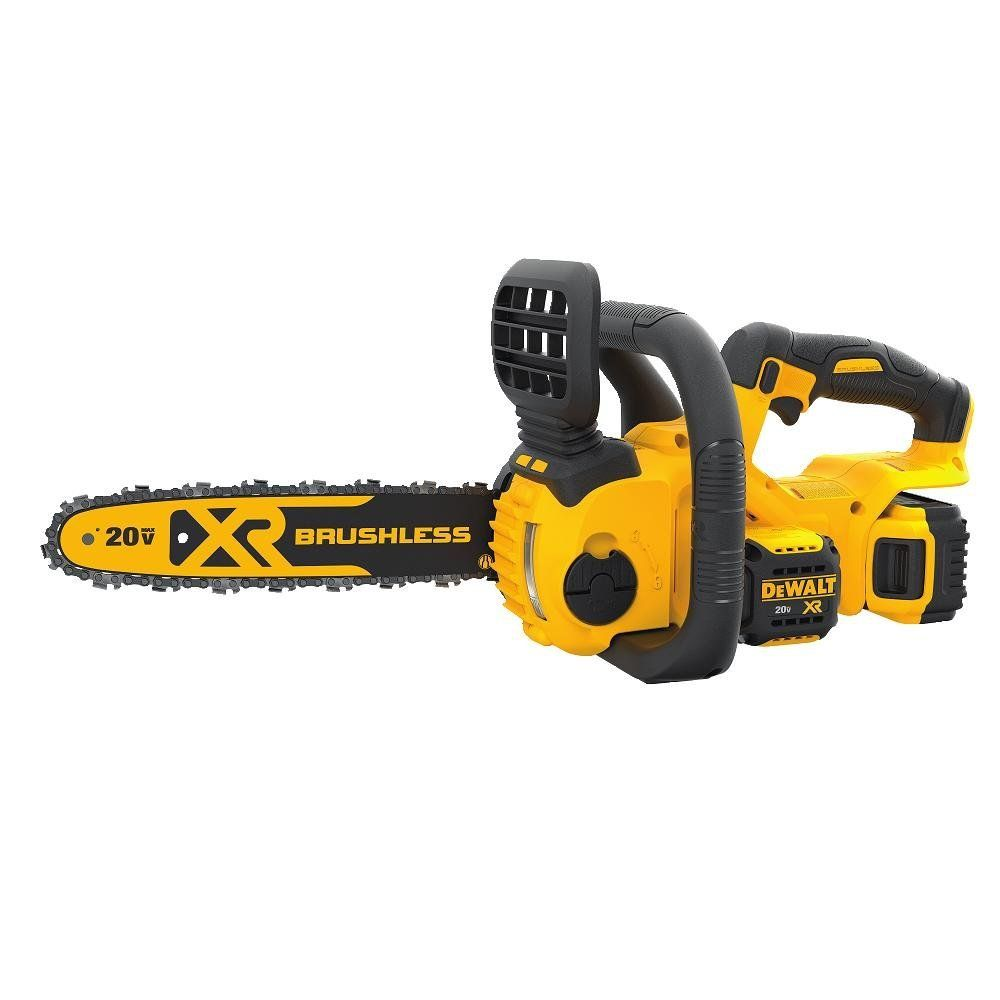 Chainsaws Are Regarded As Some Of The Most Powerful But Also Dangerous Tools Anyone Can Own Cordless Chainsaw Best Chainsaw Chainsaw