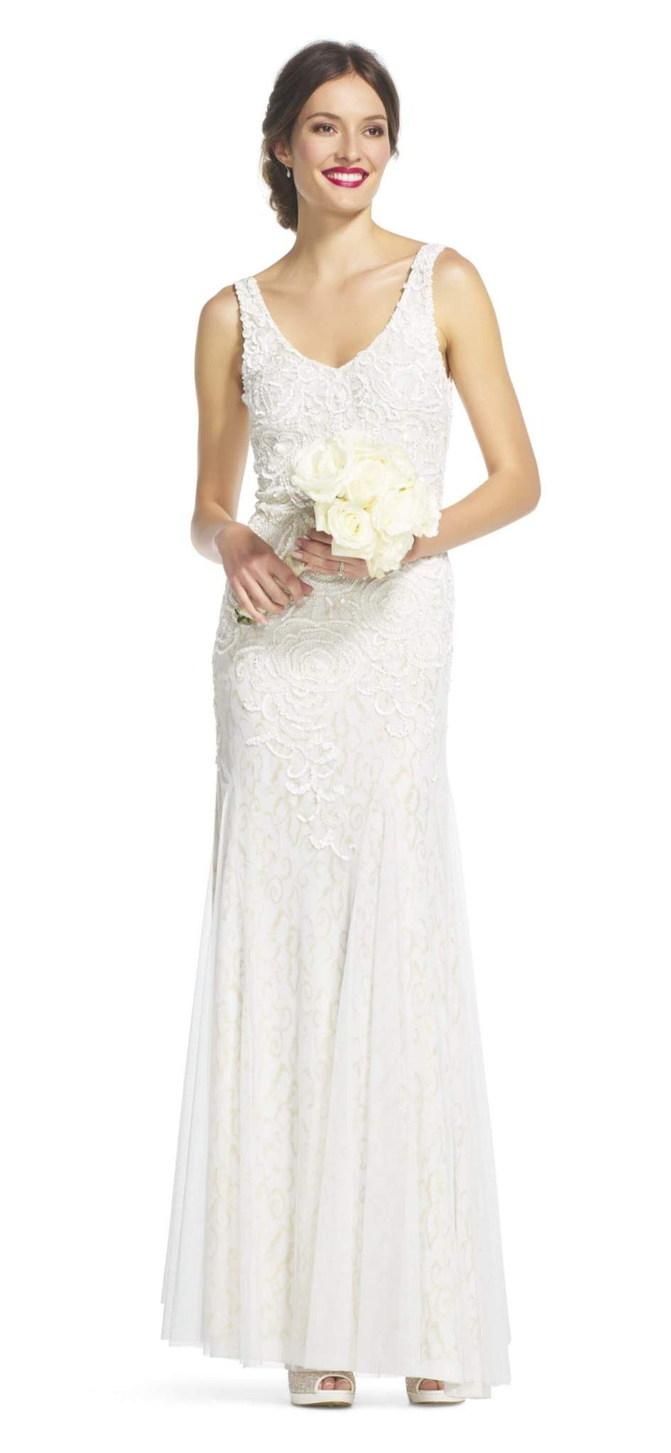 Best 30 Beautiful White Wedding Dress Gold Embroidery   White ...