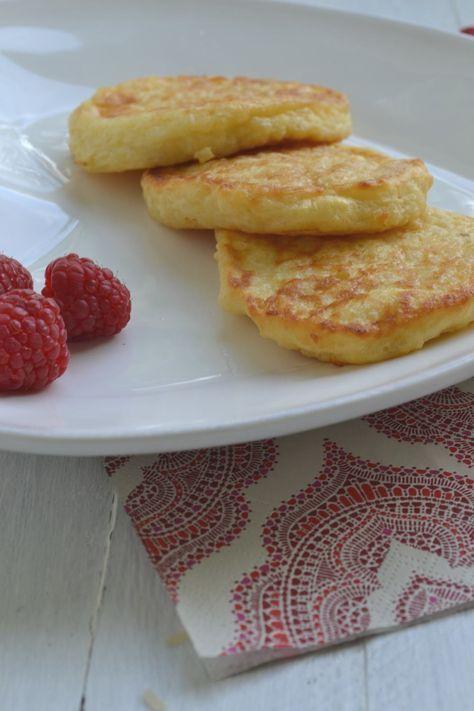 Photo of (Deutsch) Milchreis-Apfel-Puffer, Familienküche