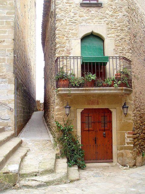 Monells Empordà Girona Barcelona Catalonia Spain Travel