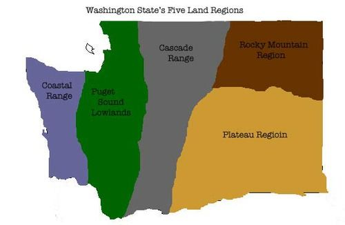 Washington State Regions