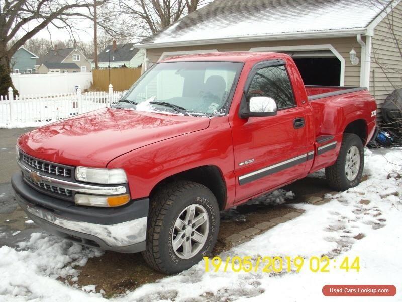 Car For Sale 2001 Chevrolet Silverado 1500