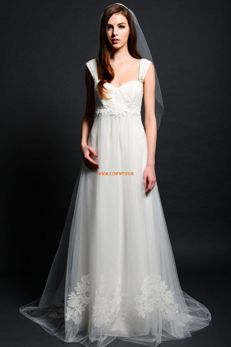 Vår 2014 Stropper Glamorøs & Dramatisk Bryllupskjoler 2014