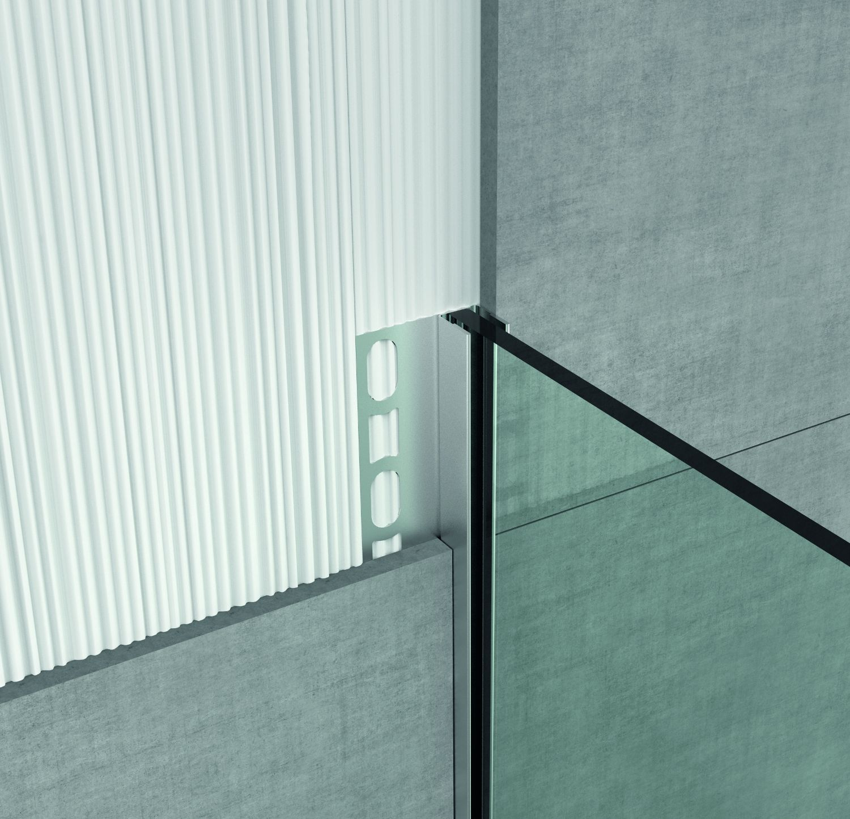 Steel Profiles For Shower Enclosures Shower Enclosure Glass