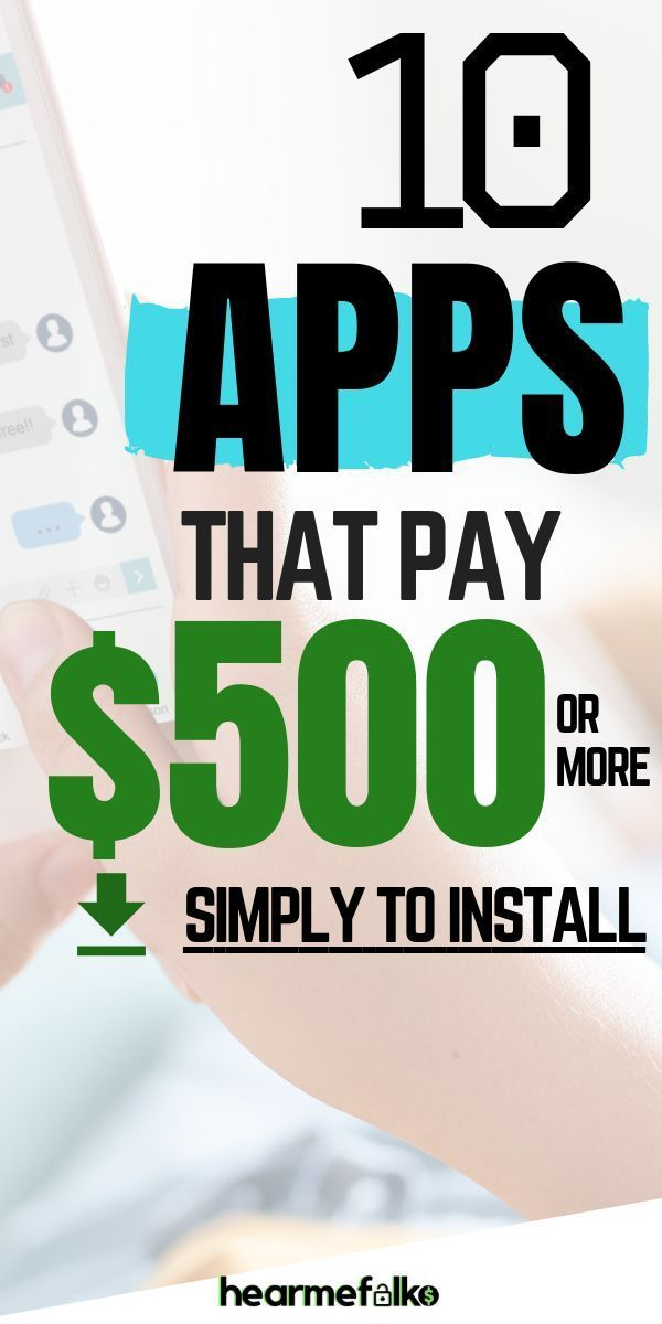 10 Amazing Apps That Pay You Real Money Upto 10k Apps