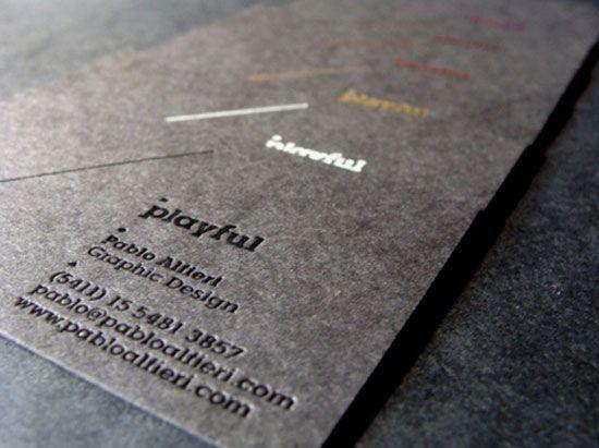 65 Minimalist Vertical Business Card Designs | Vertical business ...