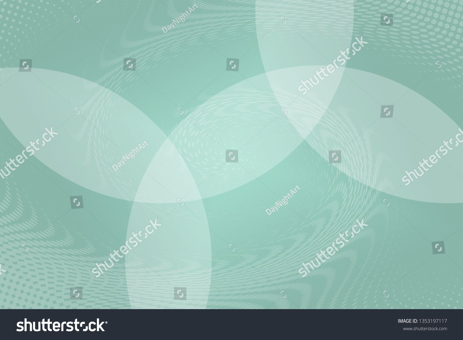 Beautiful mint abstract background Minty neutral backdrop for presentation design Green base for website print base for banners wallpapers business cards brochure banner...