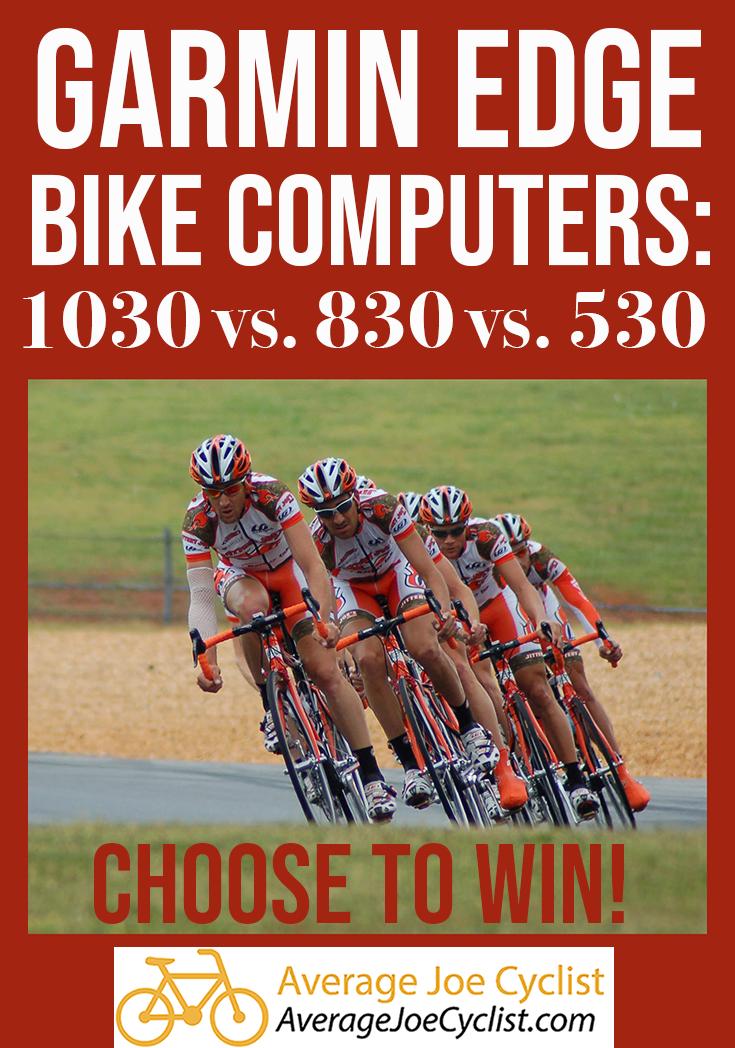 Garmin Edge 530 Vs 830 Vs 1030 Cycling Workout Gps Bike