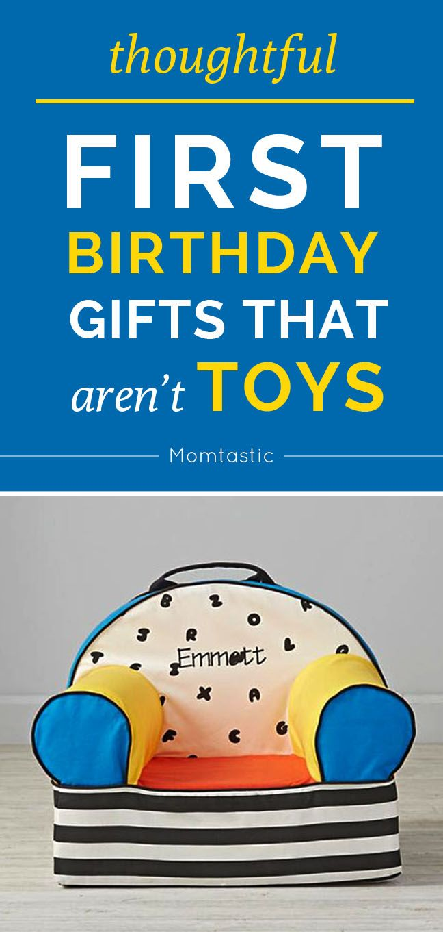 First Birthday Gift Ideas That Arent Toys