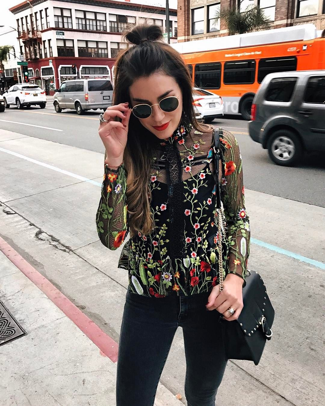 d8f547c39c My top 5 mesh blouses today on thriftsandthreads.com (direct link in bio)  #friYAYFaves