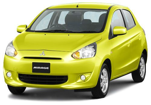 The Mitsubishi Mirage global small car will be installed with a 1.2