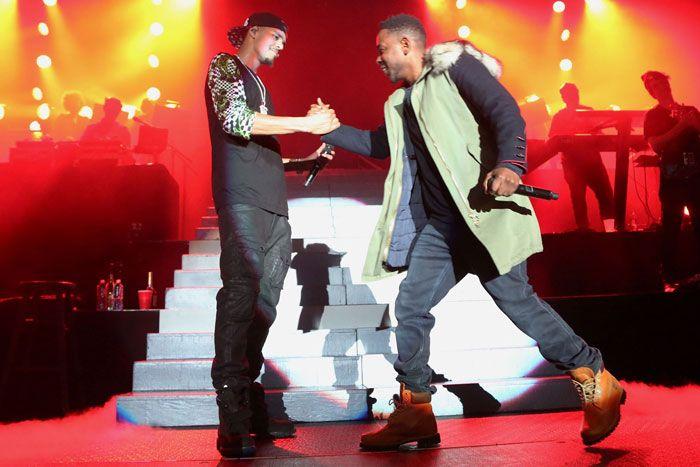 aa2aef74c5483 J. Cole and Kendrick Lamar Drop Black Friday Gift