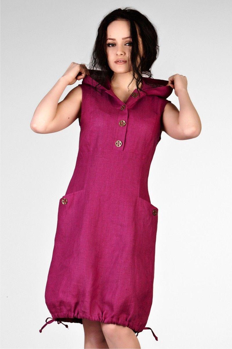 388b018d842 Льняные платья и сарафаны из Италии и Турции заполонили наши ...