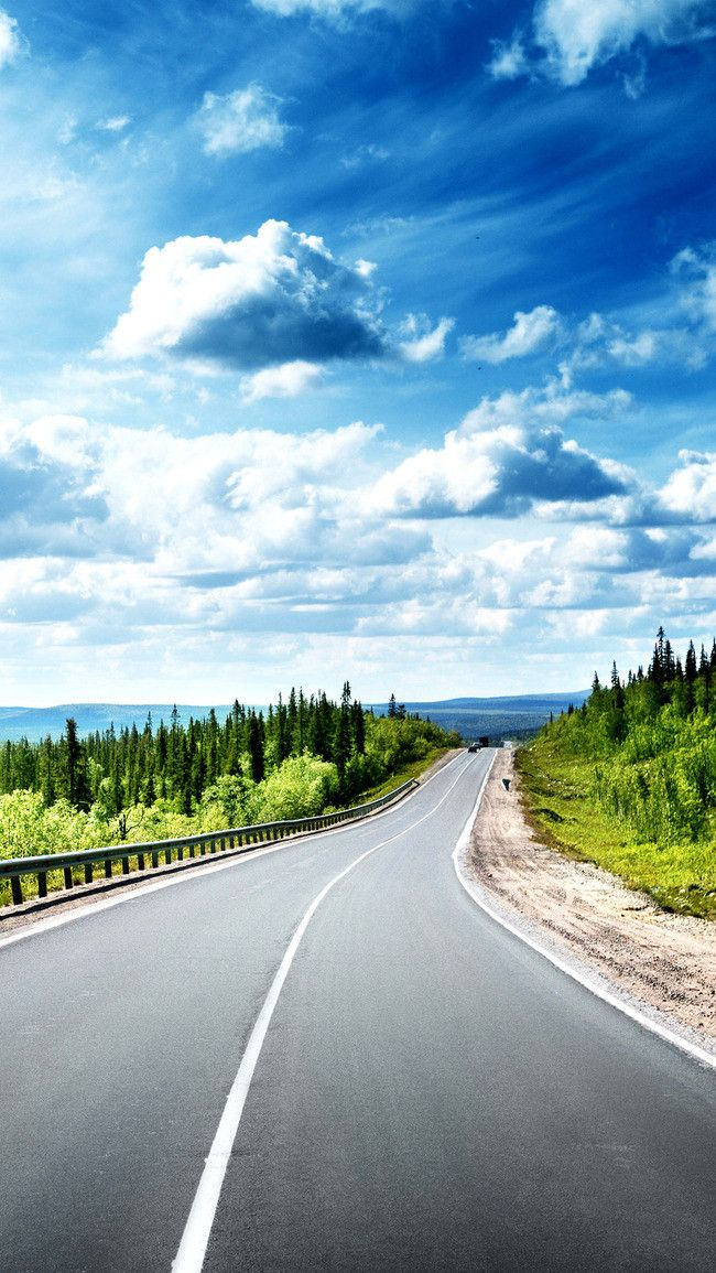 Hd Field Road Background Love Background Images Cool Landscapes Nature Photography