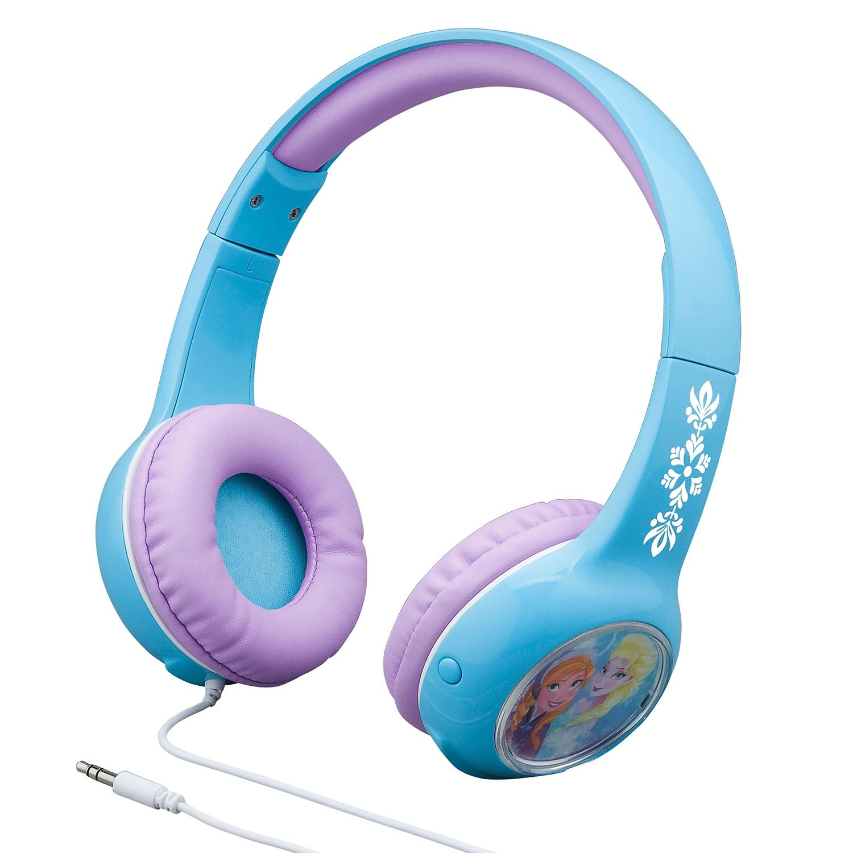Disney S Frozen Elsa Anna Light Up Headphones Elsa Frozen Disney Headphones Light Up Headphones Headphones Frozen Elsa And Anna