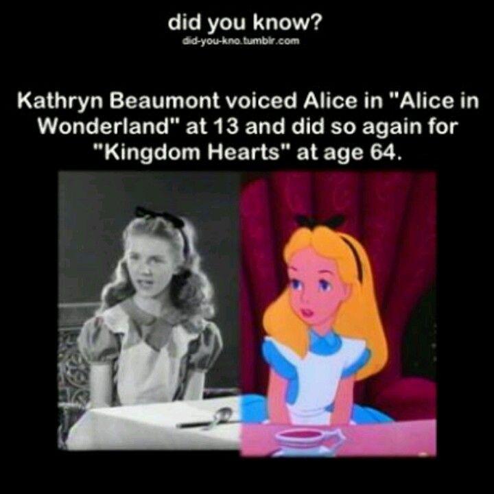 Bet you didn't know | Kingdom hearts, Disney facts, Disney fun