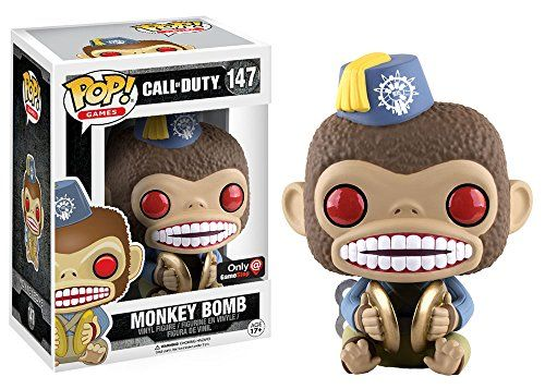 Funko Pop Call of Duty Monkey Bomb GameStop Exclusive //Price: $19.2 & FREE Shipping //     #funkopop #funkopops #funko #funkos #popvinyl #funkopopvinyl #funkopopvinyls #funkopopvinylfigure #funkopopvinylfigures #funkopopvinyltoy #funkopopvinyladdiction #funkopopvinyluk #funkopopvinylcollector #funkopopvinylphotography #funkopopvinyle #funkopopvinylbobblehead #funkopopvinylscollector #funkopopvinylsale #funkopopvinylarkhamknight #funkopopvinylbatmanvsuperman #funkopopvinyladdict