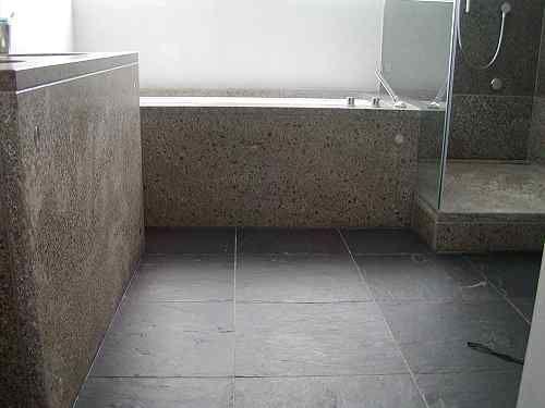 kalkstein badezimmer Hus Pinterest Searching - schiebetüren für badezimmer