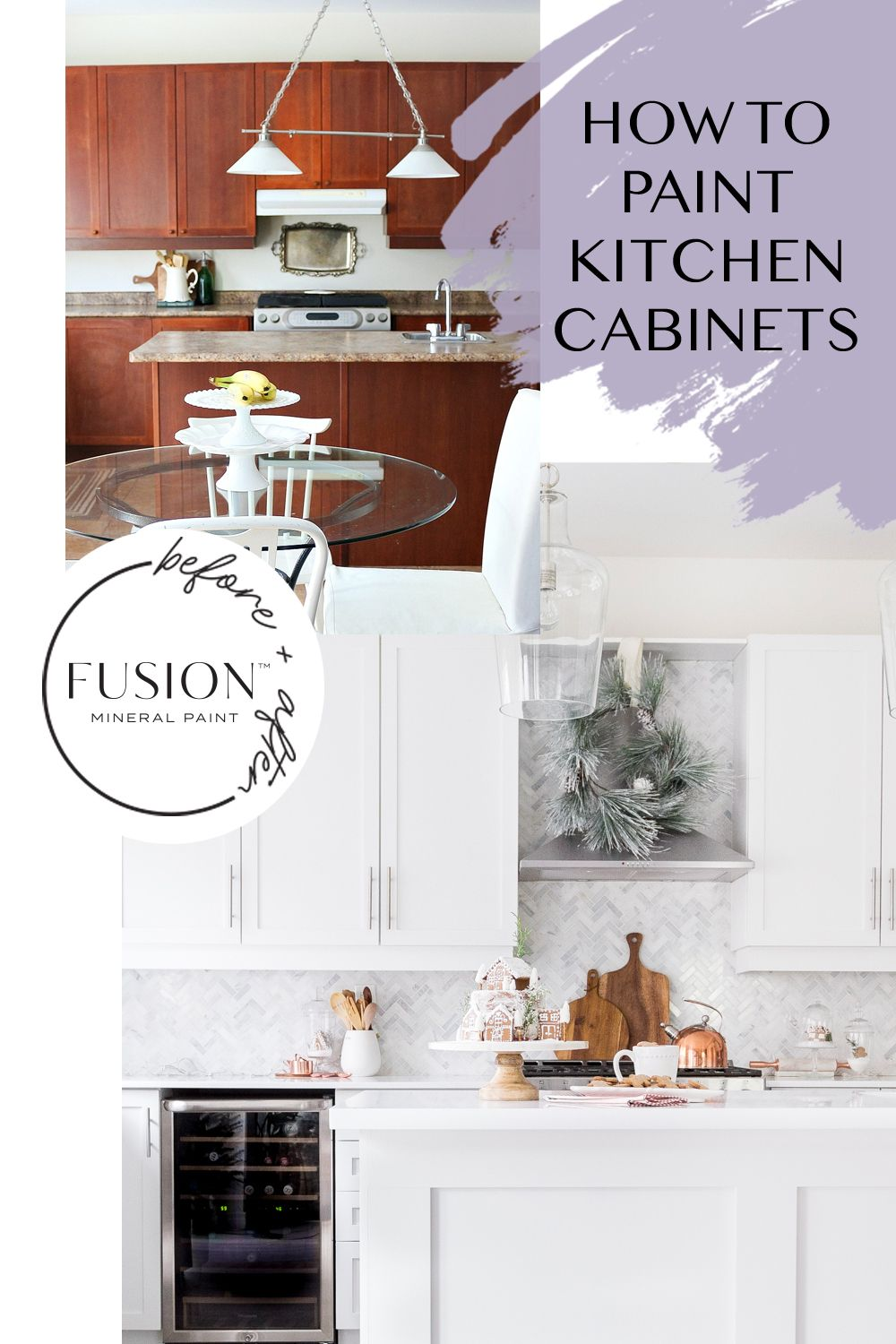 How To Paint Kitchen Cabinets Fusion Mineral Paint Painting Kitchen Cabinets Kitchen Paint Mineral Paint