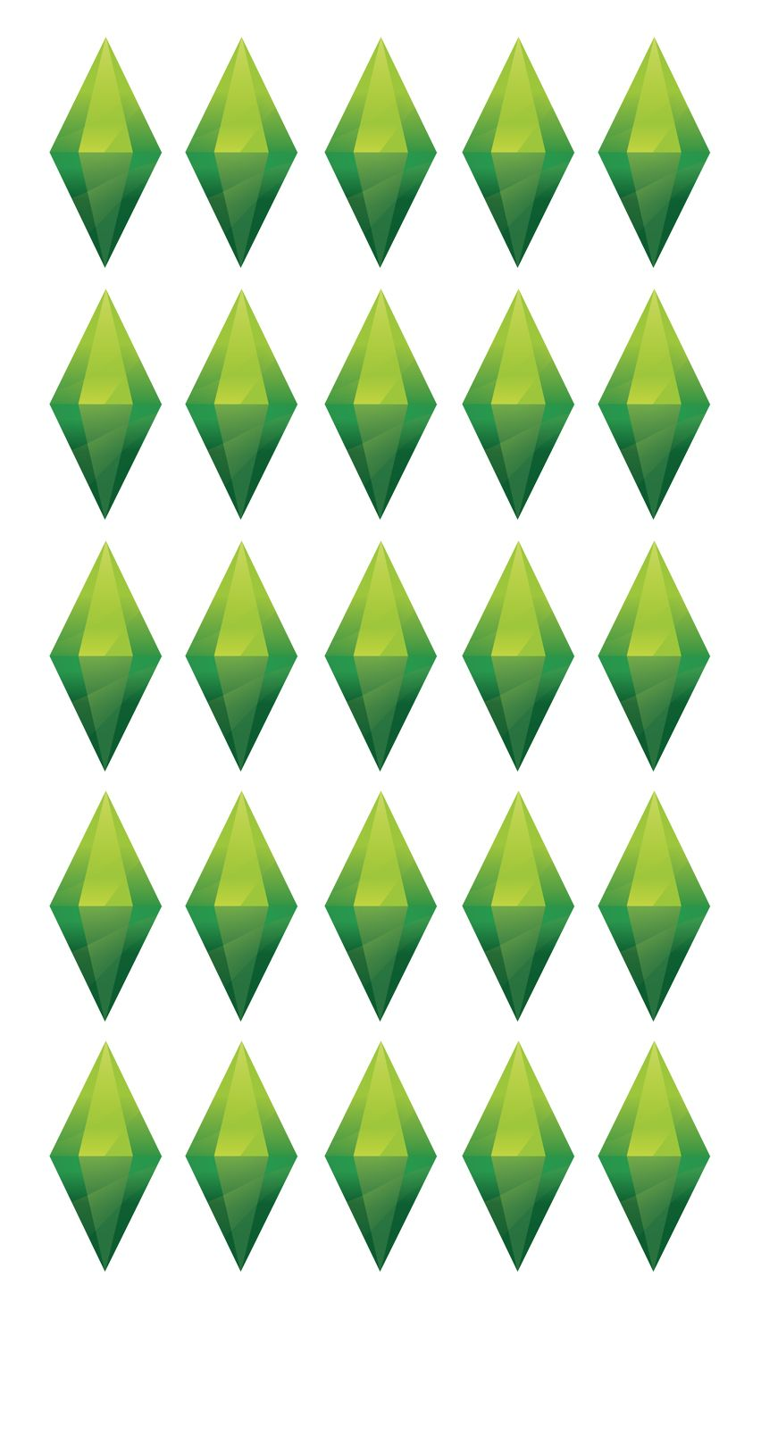 Plumbob Thesims IPhone 4 5 6 Wallpaper Check Out More Beautiful Backgrounds At Prettywallpaper