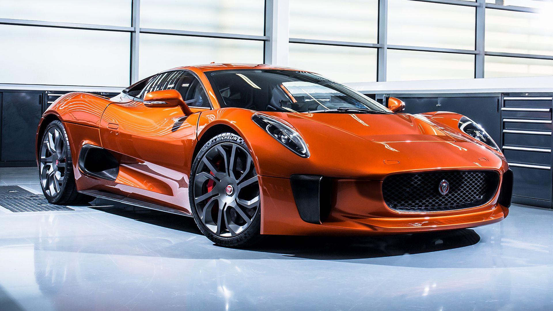 2015 Jaguar C X75 007 Spectre Bond Car Wallpapers Hd