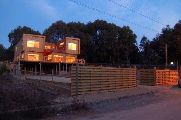 terrazas madera desnivel - Buscar con Google terrazas Pinterest - terrazas en madera