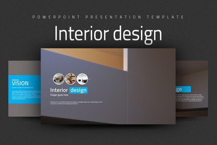 Interior Design Powerpoint Interior Design Design Presentation