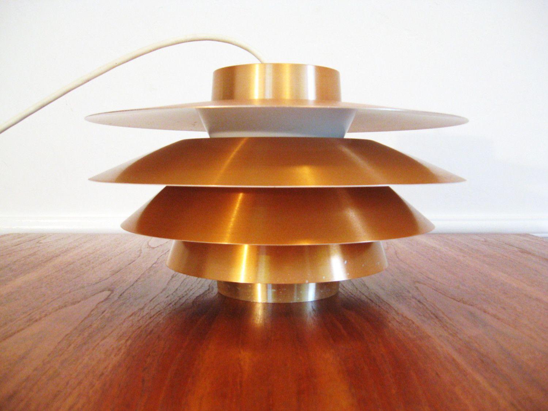 60s danish modern poul henningsen alto style artichoke pendant 60s danish modern poul henningsen alto style artichoke pendant lamp 39500 via etsy mozeypictures Images
