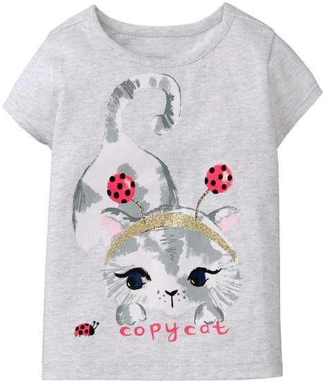 Gymboree Copy Cat Tee  f71b009504116