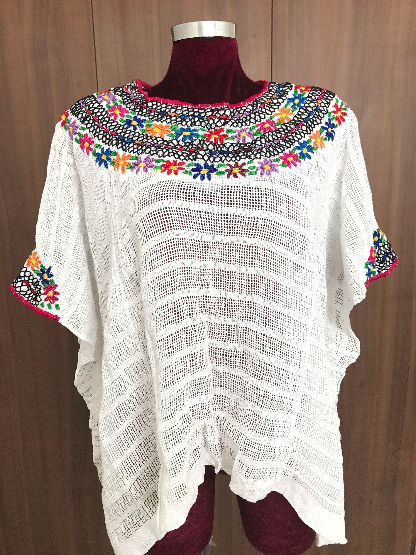 Pin de kamel en Couture   Pinterest   Embroidery, Blouse y Mexican ...